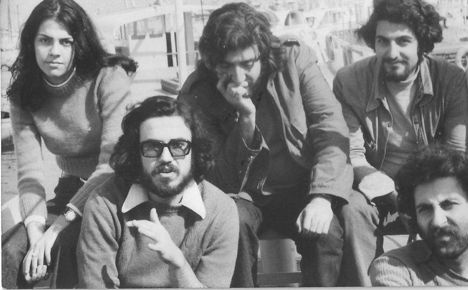 class of NTUA 1970
